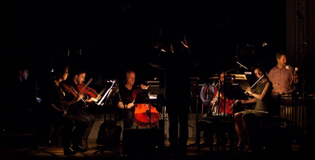 Photo of New York New Music Ensemble