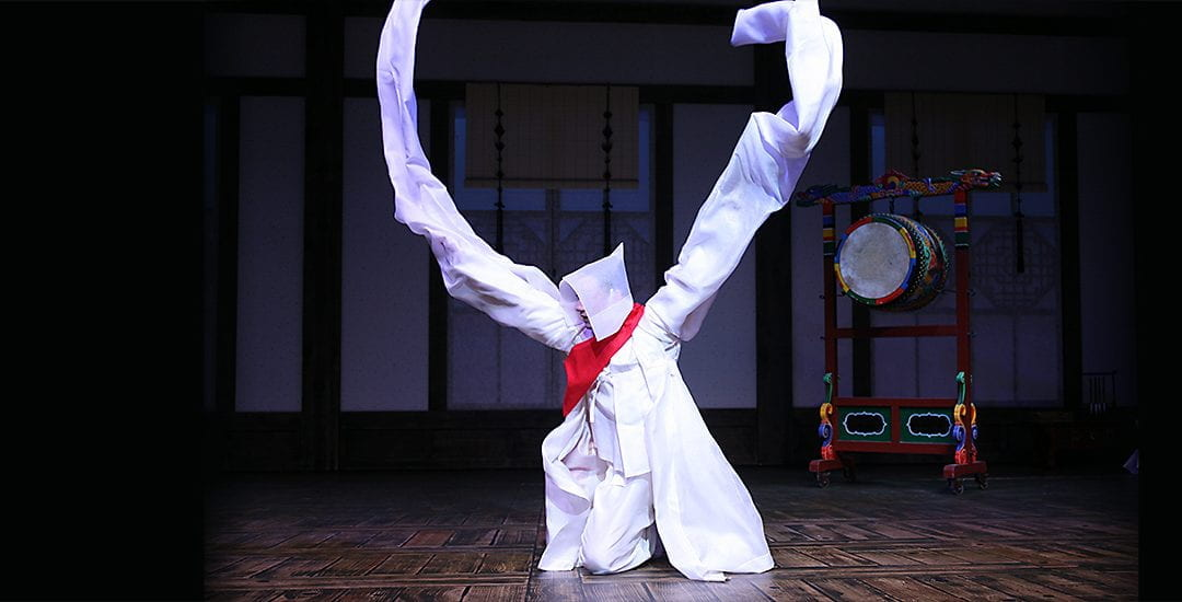 Seungmu Dance, National Gugak Center