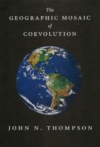 Thompson, J. N. 2005. The geographic mosaic of coevolution. University of Chicago Press, Chicago