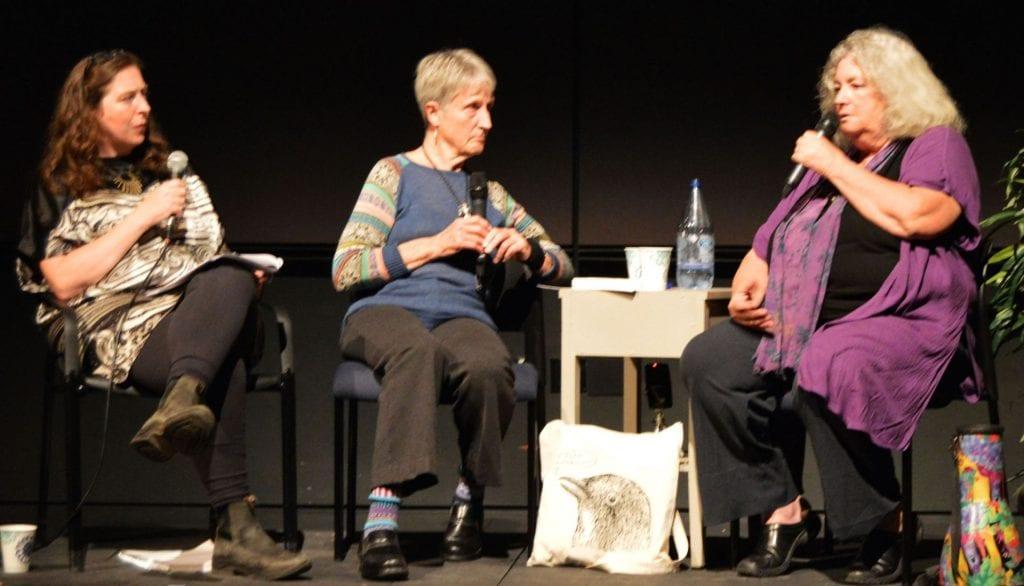 Joan Haran, Donna Haraway, Starhawk