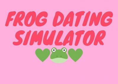 Frog Dating Simulator