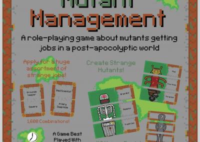 Mutant Management