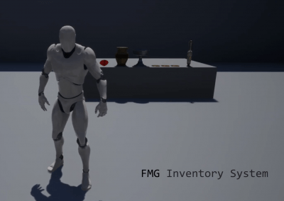 FMG Inventory System