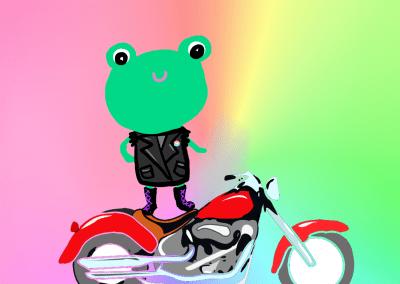 tiny rainbow rebels
