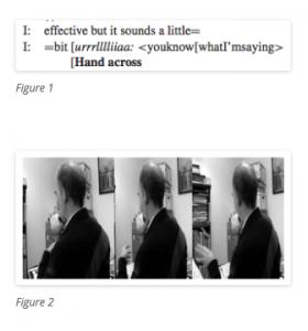 Gesture & Vocalization