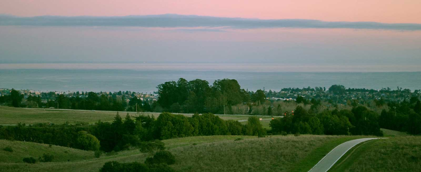 ucsc sunset view