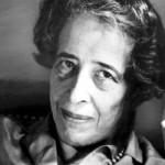 Portrait of Hannah Arendt