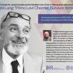 Berel-Lang-Lecture-Flyer-RGB