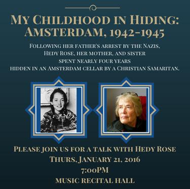 Hedwig Rose Poster