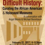 Digital Space and Difficult History: Curating The African American and Holocaust Museums