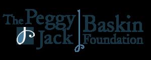 The Peggy and Jack Baskin Foundation logo