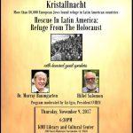 Kristallnacht flyer