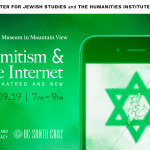 Antisemitism and the Internet banner
