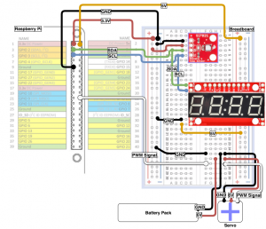 remote monitoring and control system - wiring diagram