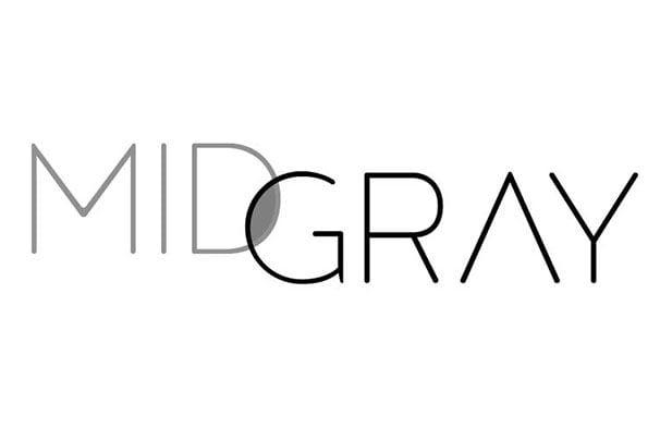 MidGray logo