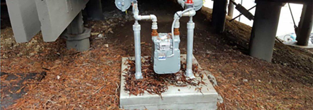 Gas Metering Upgrade hero image
