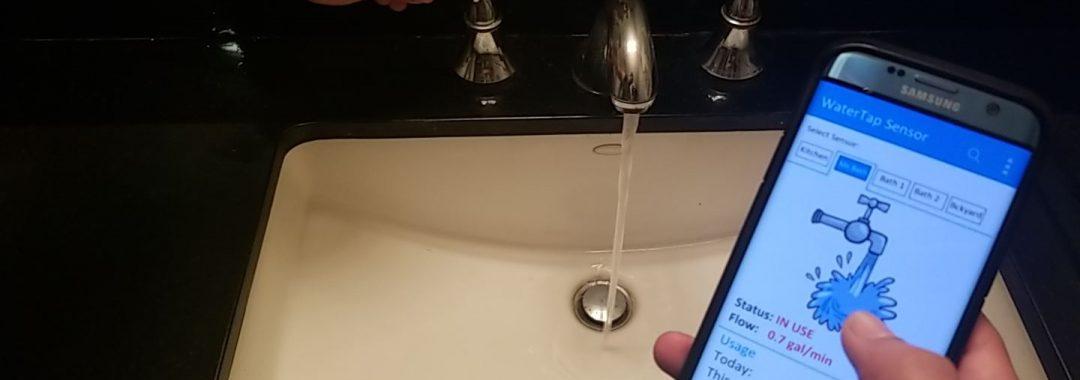 WaterTap Sensors