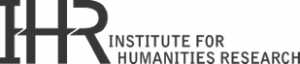 Supported by the Institute for Humanities Research