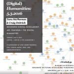 Hands on (Digital) Humanities May 2016