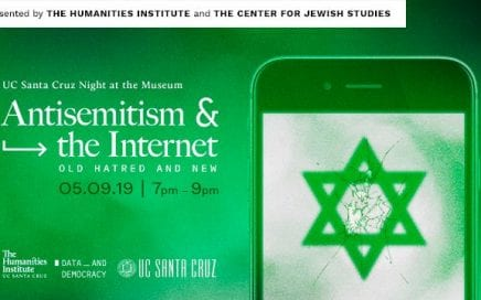 Anti-Semitism and the Internet: Old Hatred and New