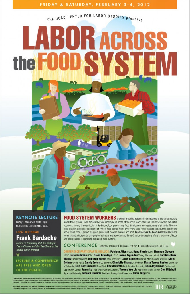 Labor Across the Food System Conference Poster