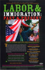 Labor & Immigration: Past & Present Conference Poster