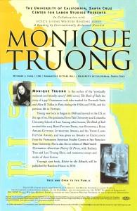 Monique Truong Reading