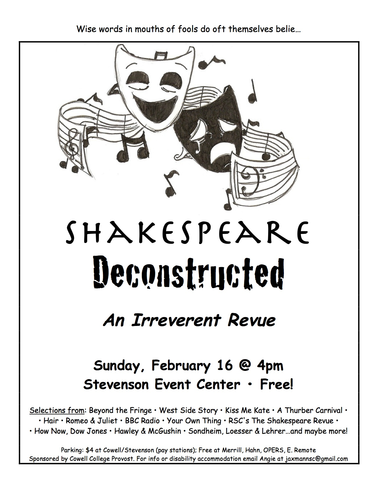 Shakespeare_Revue_Flyer