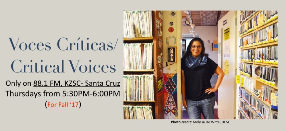 Voces Críticas/Critical Voices