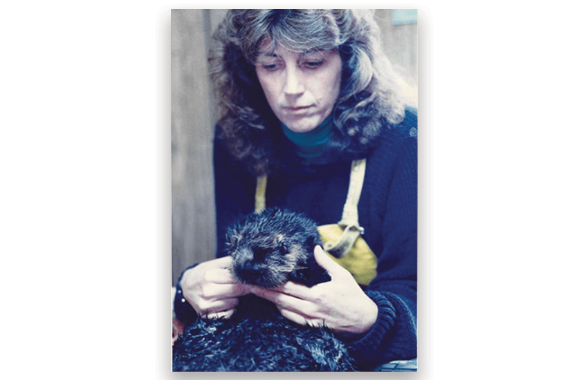 Exxon Valdez oil spill was a turning point for biologist Terrie Williams