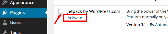 activate-jetpack