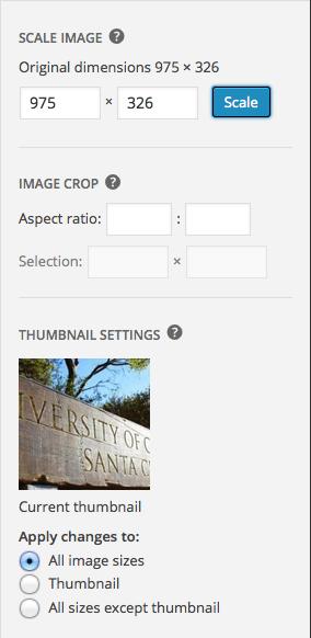 image editor preferences