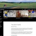 2014 Template with Blog Focus