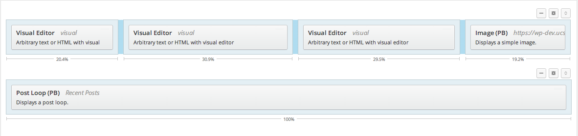 page builder interface example 1