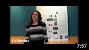Produced by SCWIBLES fellows, this video is designed to help anyone improve their skill at presenting information to a group.