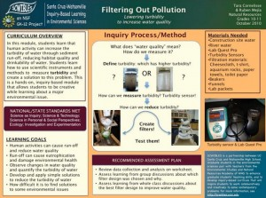 filtering out pollution