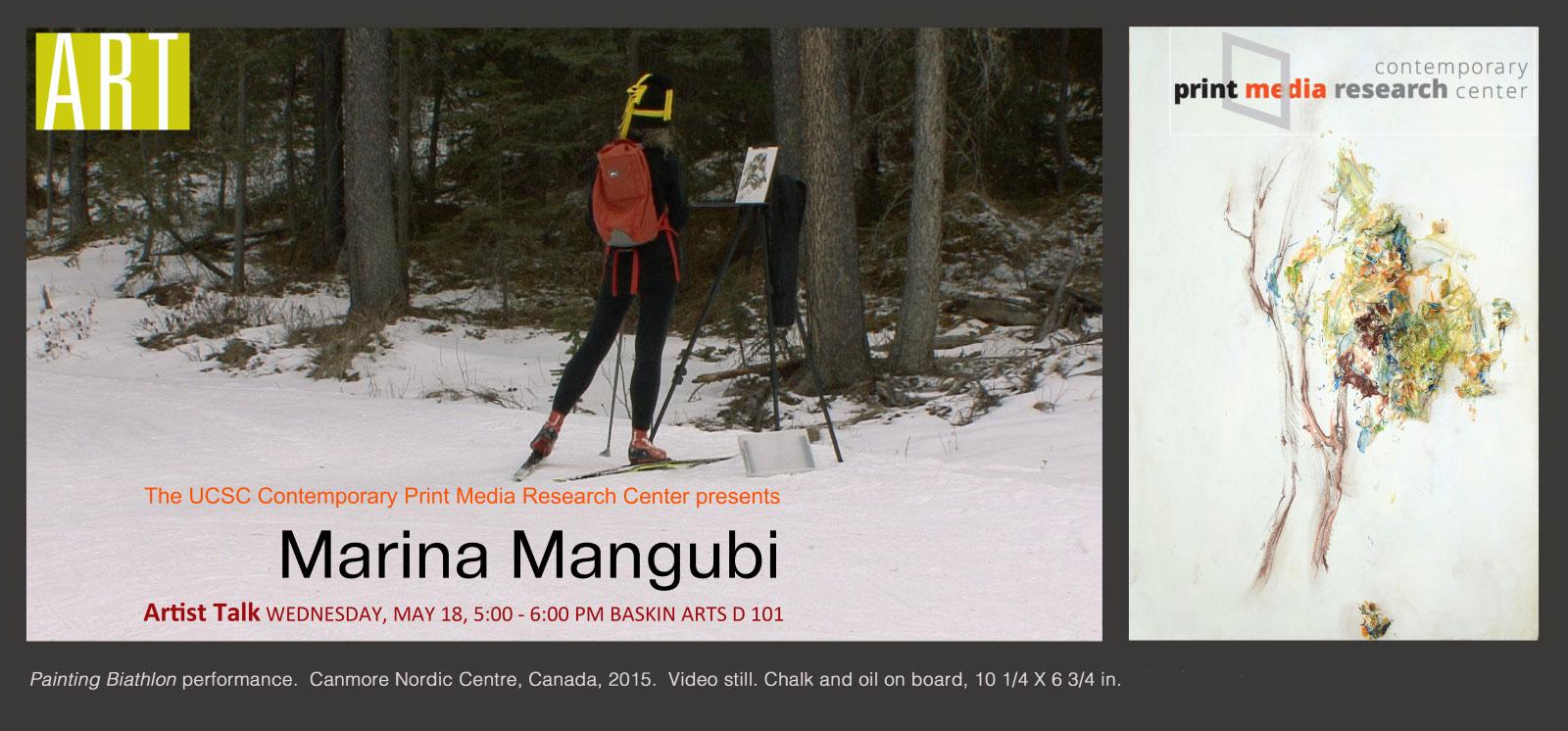 Marina Mangubi
