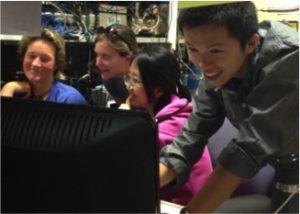 Lam lab at synchrotron