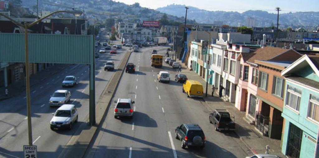 Cesar Chavez Street