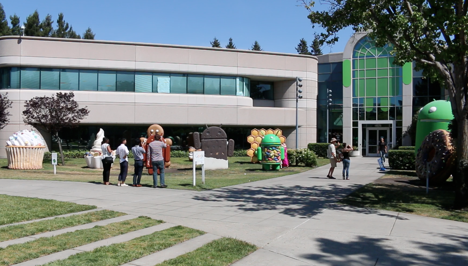 The Googleplex