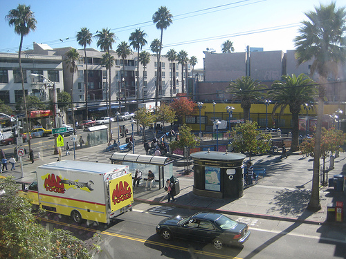 16th Street BART Plaza