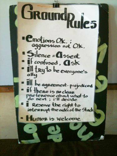 LAEV rules