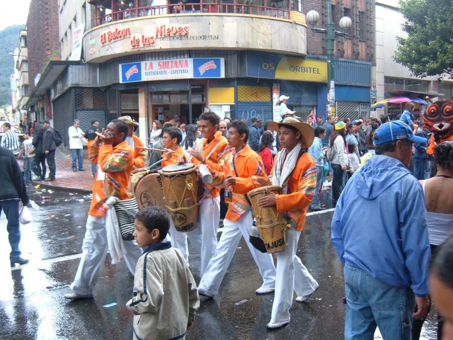 Ciclovia in Bogota 2008