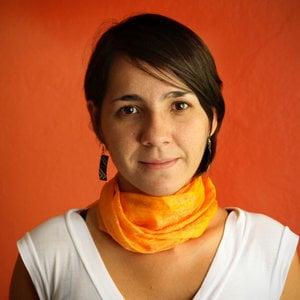 Portrait of Marcela Zamora