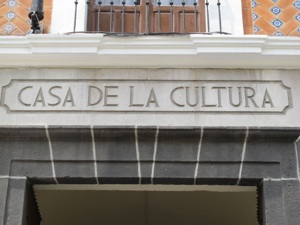 casa de la cultura building