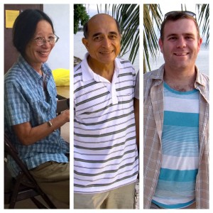 Sandy Chung, Manny F. Borja, and Matt Wagers