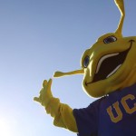 Sammy the Slug - UCSC Mascot