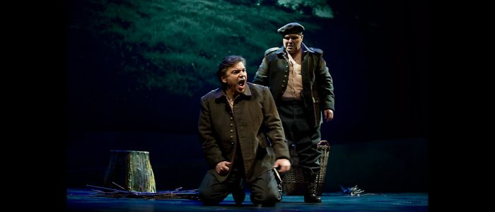 Photo from Wozzeck performance