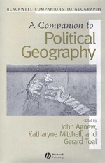 2003. A Companion Guide to Political Geography (edited with John A. Agnew and Gerard Toal). Oxford: Blackwell Publications.