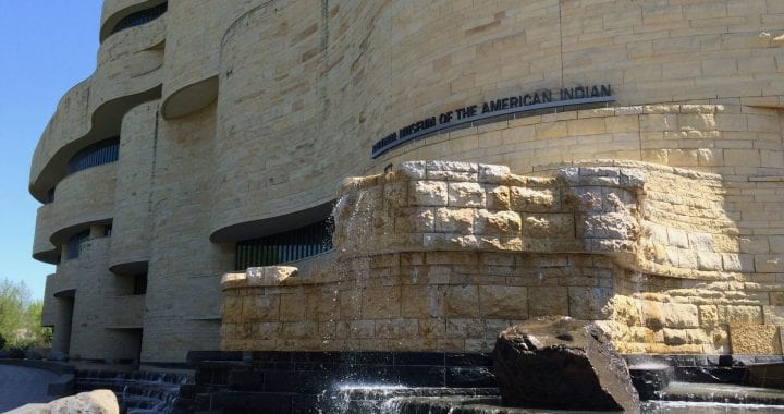 NMAI Exterior-photo by Gretchen Henderson